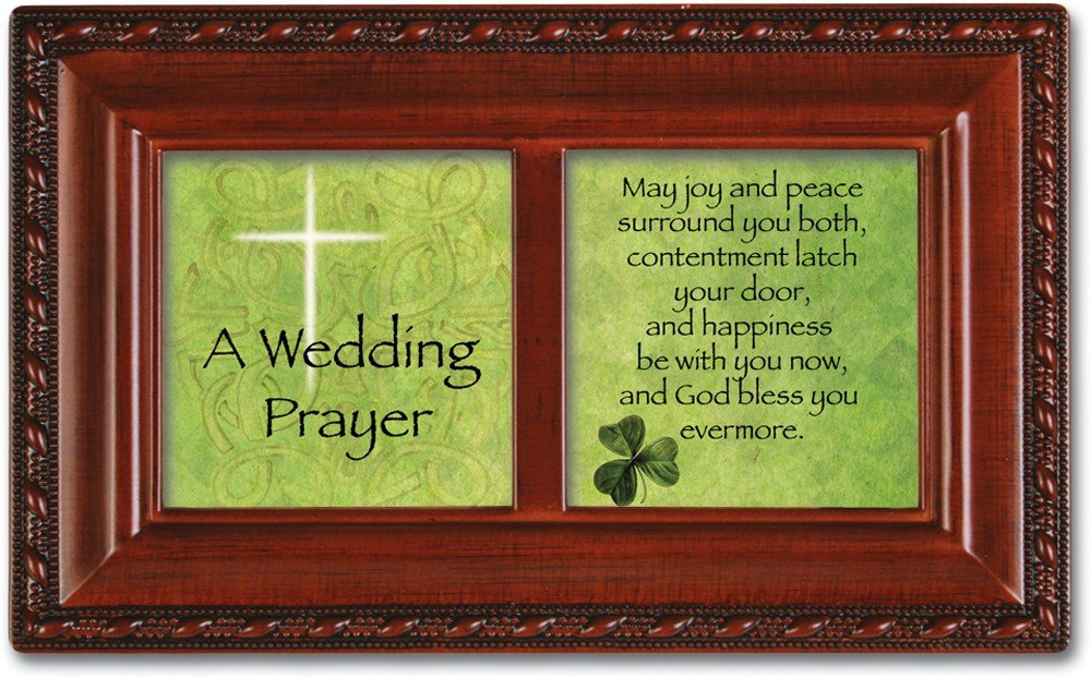人気沸騰ブラドン A Wedding Prayer Cottage Wedding Cottage Garden木目調小柄音楽ボックスPlays Irish Wedding Wedding Song B007P7YD0E, Kinetics:29dbf8f8 --- svecha37.ru