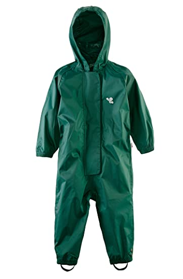 1a2219e8c16b Muddy Puddles Childrens Waterproof Original All in One Suit (5-6 yrs ...