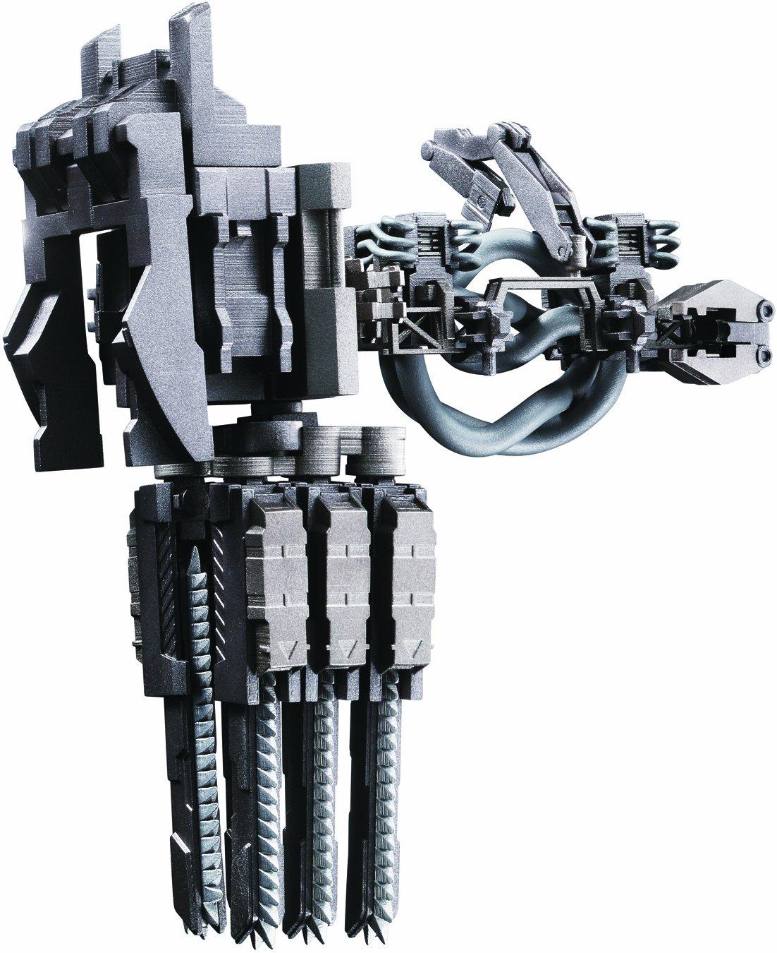 "Bandai Tamashii Nations Extender Weapon Set ""Armored Core V"""