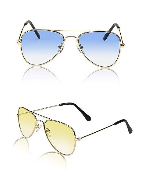 10b4aa8dd5e 80 s 80  80 s 80s Glasses Bulk 2 Pack Chic Color Fun Festival Party Boy Blue