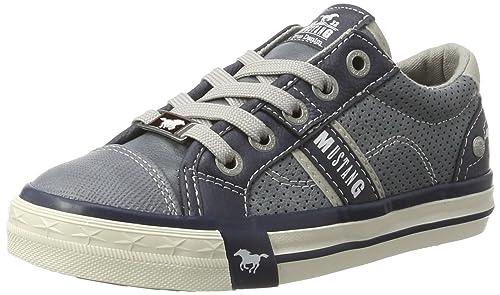 Mustang 5024-302-875, Zapatillas para Niñas: Amazon.es: Zapatos y complementos