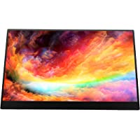 VIOTEK LinQ 16 Inch Touchscreen Portable Monitor – Full HD 1080P Thin IPS Panel w/Built in Speakers, (2X) USB Type C…