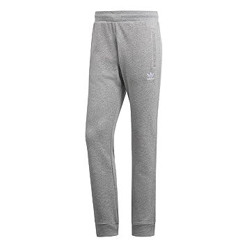 22131a74525b9 adidas Trefoil Pantalon de Jogging Medium Grey: Amazon.fr: Sports et ...