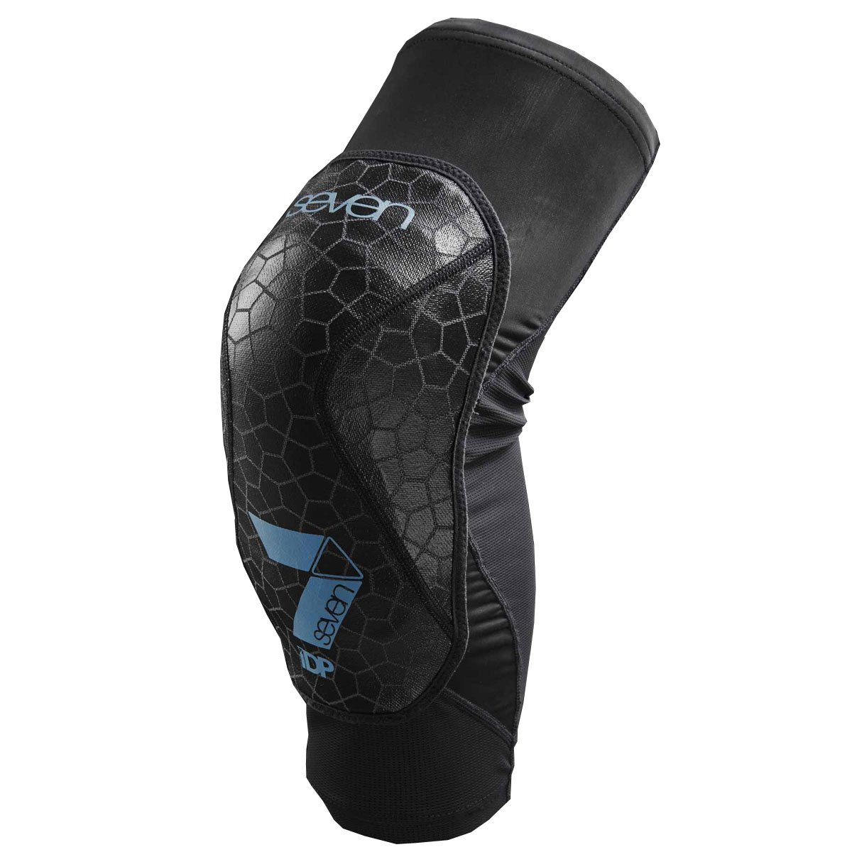 7iDP Covert Knee Protection, Black, Small