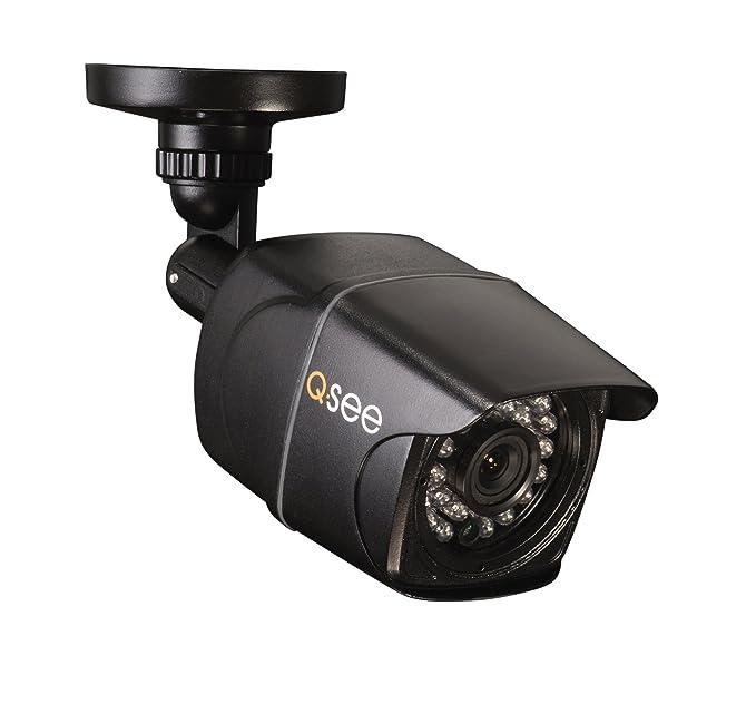 Q-See qt5616 - 16e2 - 2 16 canales 960H Tiempo Real DVR y 16 960H/700TVL bala cámaras con 2 TB Disco duro - negro: Amazon.es: Bricolaje y herramientas