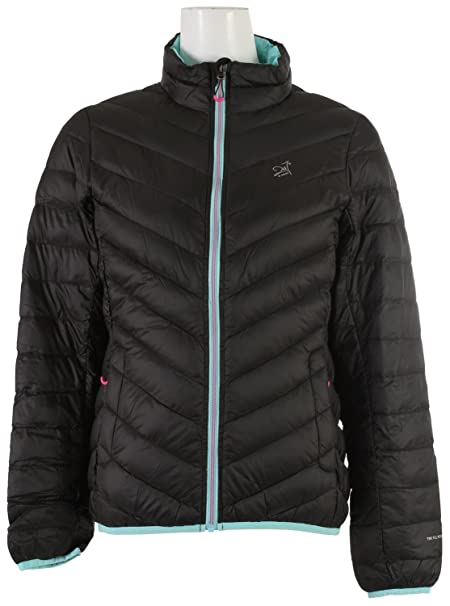 2117 OF SWEDEN STÖLLET Damen Daunenjacke black Gr. 42