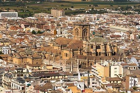 Rompecabezas Puzzle De 1000 Piezas Albacin De Granada, España Arte De Bricolaje Para Adultos Mayores: Amazon.es: Hogar