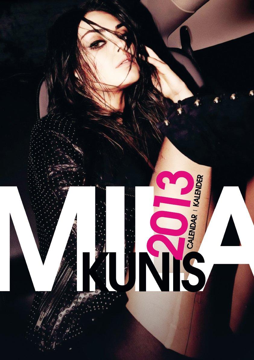 Mila Kunis 2013 Calendar: Mila Kunis: 9781617011887: Amazon