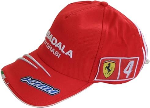 PUMA Ferrari Scuderia Marlboro Gorra Kimi Raikkonen Formula 1 ...