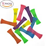 Fidget Toys Set Of 12 Help Children and Adults with Autism Relieve Stress ,Improve Concentration and Increase Focus