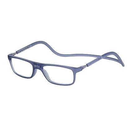 faa4610790 Gafas de Lectura Magnéticas Plegables para Hombre y Mujer +1.5 (50-54 años