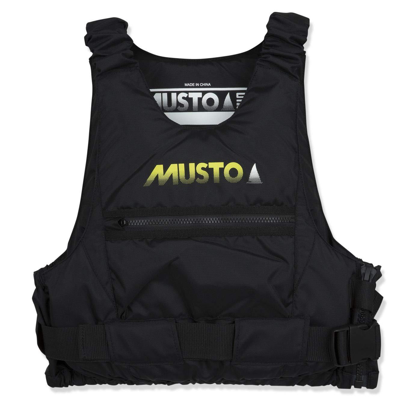 欲しいの Musto Aid Championship Buoyancy Aid – 2017 – B076T26Y8S ブラック M-L B076T26Y8S, ホットパーツ:d37c9e96 --- specialcharacter.co