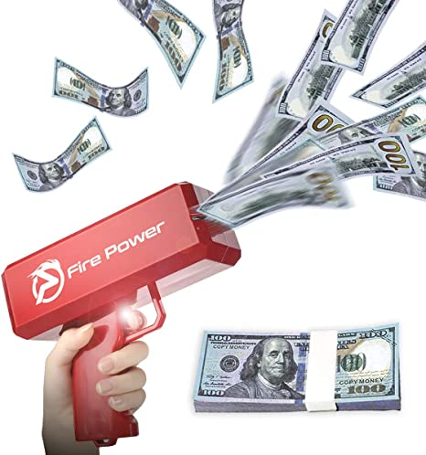 Money Gun Shooter -  Cash Make it Rain with Money