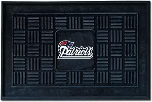 "19"" x 30"" NFL New England Patriots Medallion Door Mat"