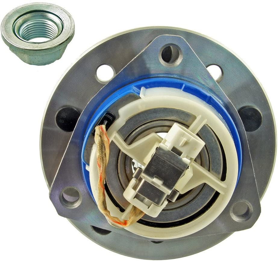 2003 fits Oldsmobile Alero Front Wheel Bearing and Hub Assembly Note: FWD One Bearing Included with Two Years Warranty