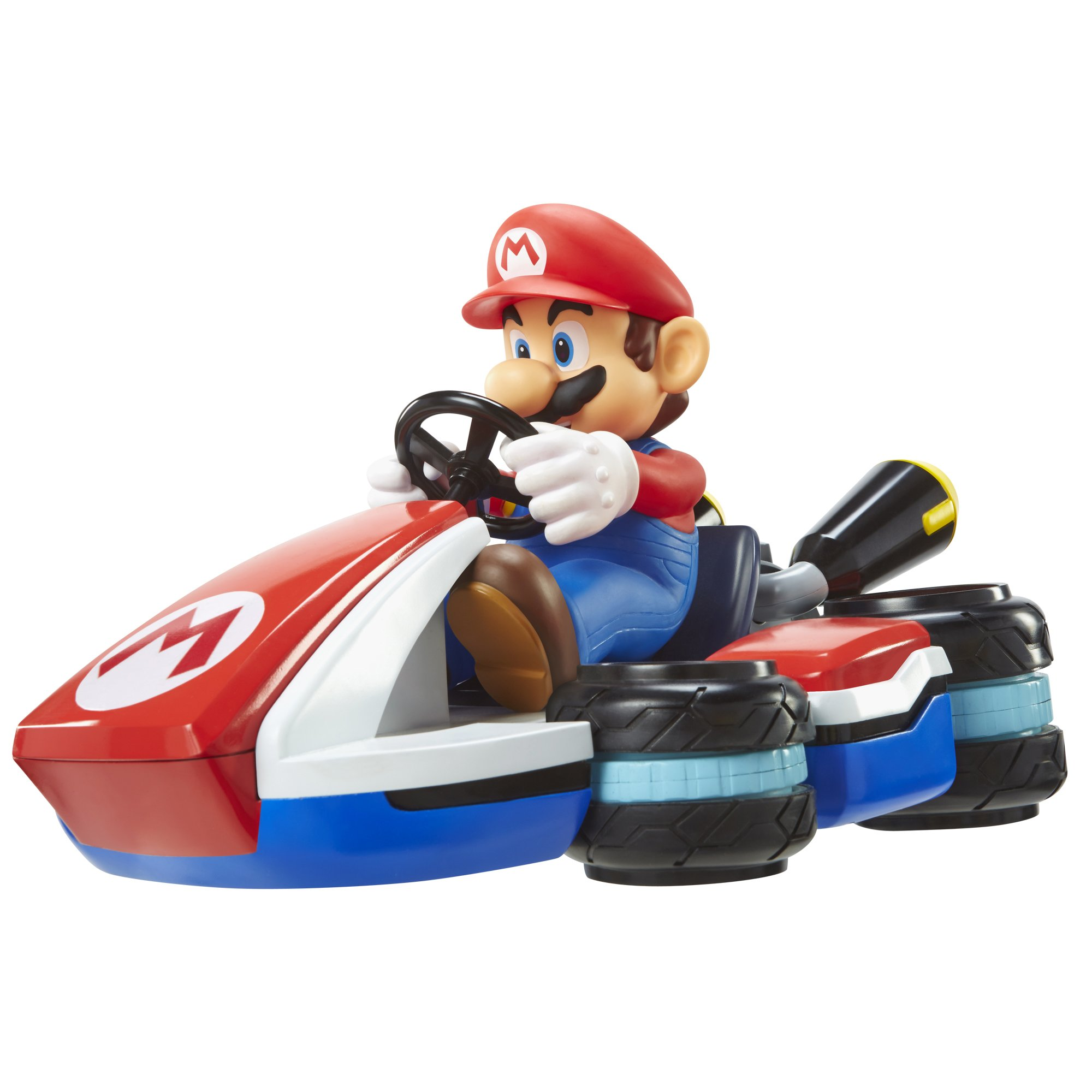 NINTENDO Super Mario Kart 8 Mario Anti-Gravity Mini RC Racer 2.4Ghz by Nintendo (Image #1)