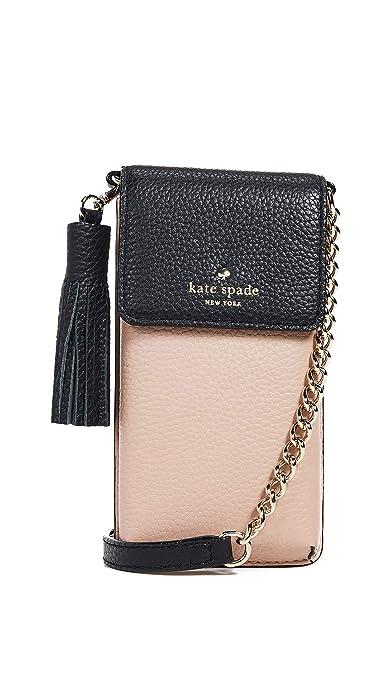 on sale 964a7 edebf Kate Spade New York Women's North South Phone Crossbody Bag