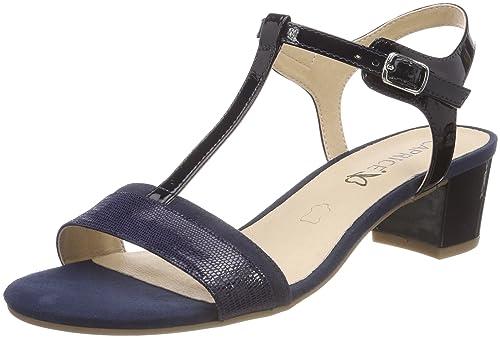 Womens 28215 Sling Back Sandals Caprice N7YWTJjU