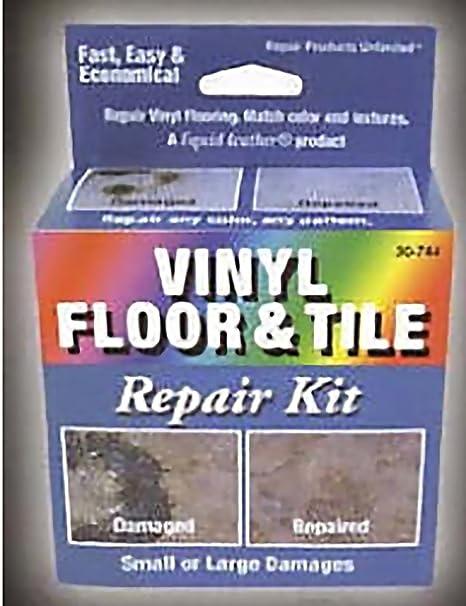 Amazon.com: Líquido piel Vinilo piso y azulejos Kit de ...