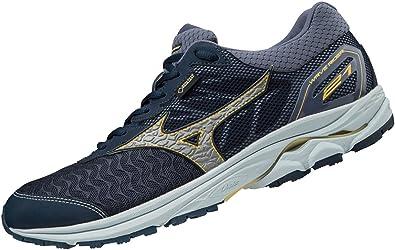 Mizuno Wave Rider 21 Gore-Tex Zapatillas para Correr - SS18-47: Amazon.es: Zapatos y complementos