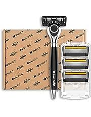 Shave it 6hojas de afeitar Luxus Starterkit