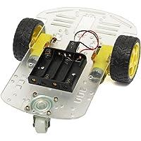Conjunto de chasis del coche - SODIAL(R)Caja