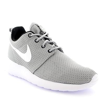 Nike Roshe Run Damen Grau Schwarz