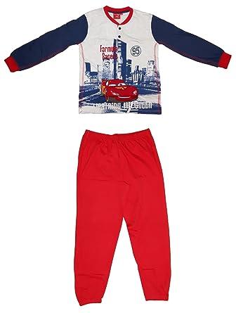 orologio ce4be 0f761 Disney Ml PL Cars, Pigiama Bambino: Amazon.it: Abbigliamento