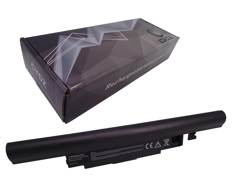 10,8 V 4400 mAh Laptop Akku A41-B34 A32-B34 A31-C15 für Medion Akoya P6643 P6647 P6648 E6239 E6239T 6240T MD98564 MD98167 MD98089 MD98080 MD98066 MD98703 MD99422 Pegatron B34FB/FD B34YA B74FD: Amazon.es: Electrónica