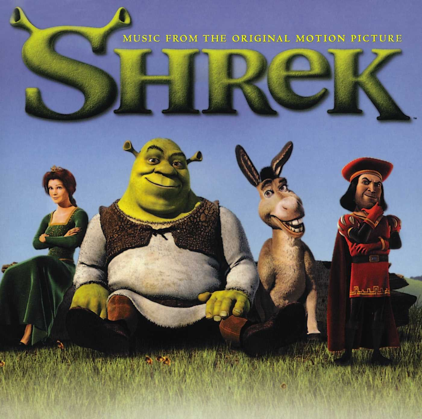 Harry Gregson-Williams, John Powell, Various Artists - Soundtrack - Shrek -  Music from the Original Motion Picture - Amazon.com Music