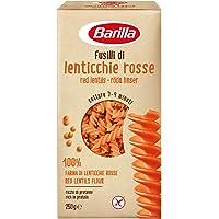 Barilla Pasta Red Lentils Fusilli, 250 g
