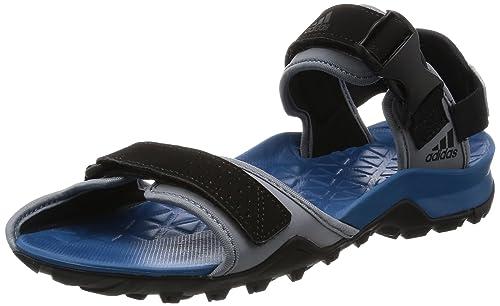 adidas Originals Cyprex Ultra Sandal II Black Blue Shoes