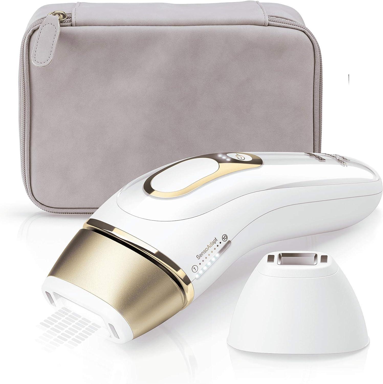 جهاز براون ipl لإزالة الشعر في المنزل