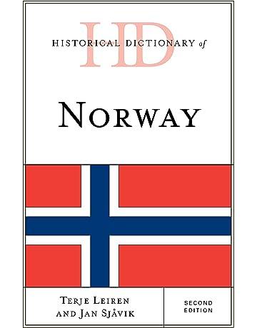 Norway History Books