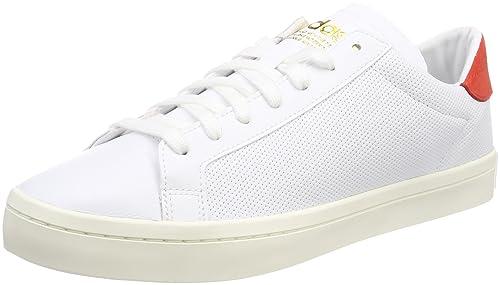 a131030ab97dde adidas Men s Courtvantage Trainers  Amazon.co.uk  Shoes   Bags