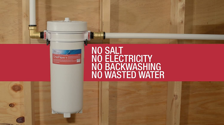 Watts Premier OneFlow Water Conditioner - Advantages