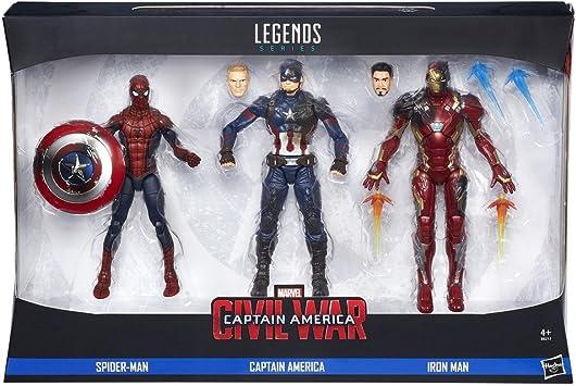 "Hasbro Marvel Legends Series Triton 3 3//4/"" Inch Action Figure"