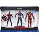 Marvel Legends Action figures, Lot de 3