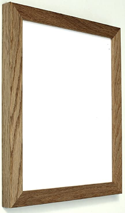 Solid oak Picture Frames Avalable in all sizes (A4 (29.7 x 21cm ...