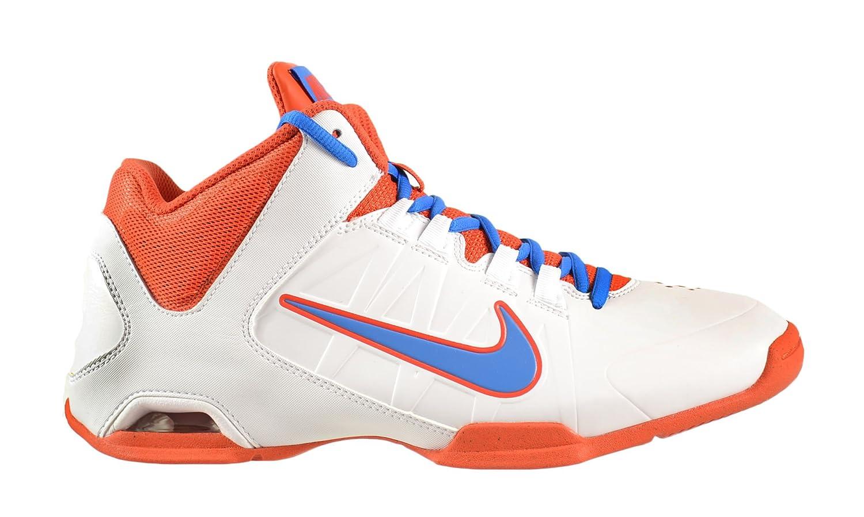 Nike Air Visi Pro IV Men's Shoes White/Photo Blue-Team Orange 599556-103