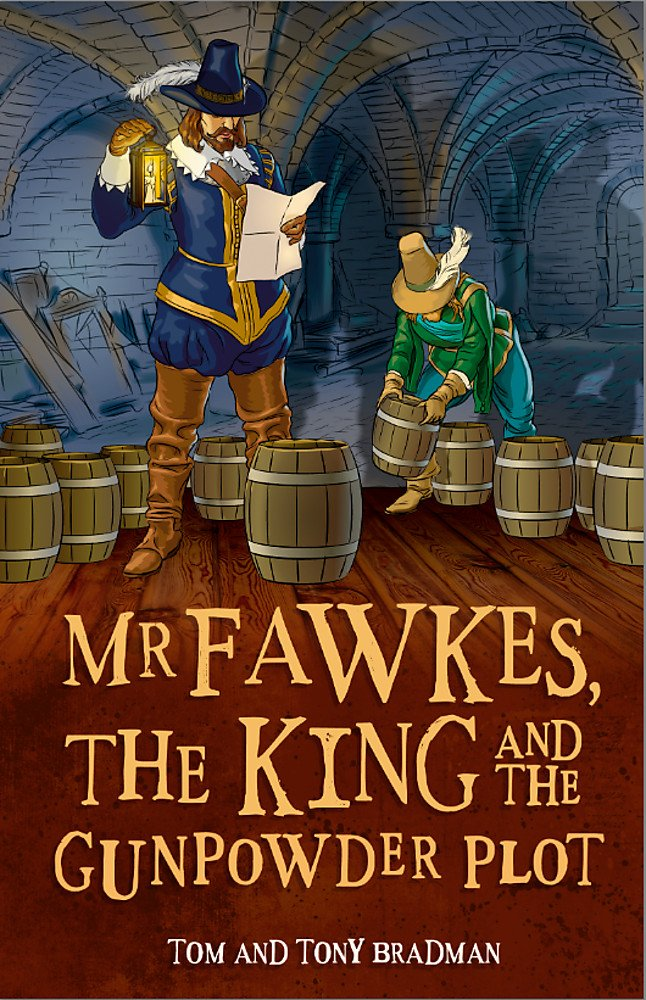 the story of guy fawkes for children
