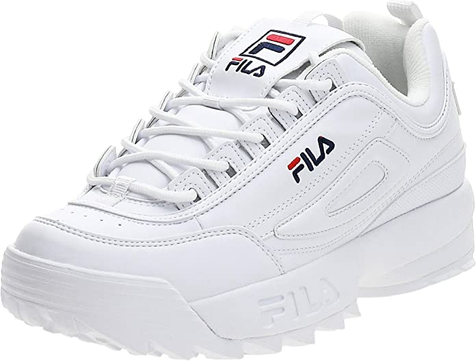 Fila Sneaker Disruptor Low White