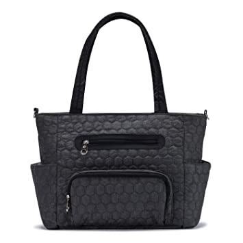 6cf4ce75ac4be Amazon.com : SoHo Diaper Bag Grand Central Station 3 Pieces Set Nappy Tote  Bag Large Capacity for Baby mom dad Stylish Insulated Unisex Multifunction  ...
