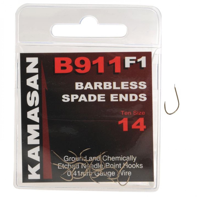 Kamasan B911 F1 Hooks Various Sizes