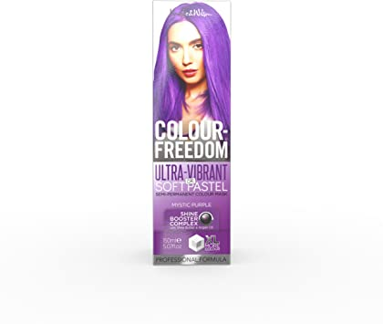 Knight & ~ Wilson Color Freedom Ultra Vibrante Mystic morado no permanente pelo color