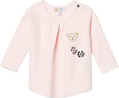 Steiff Girls T-Shirt Langarm Long Sleeve Top