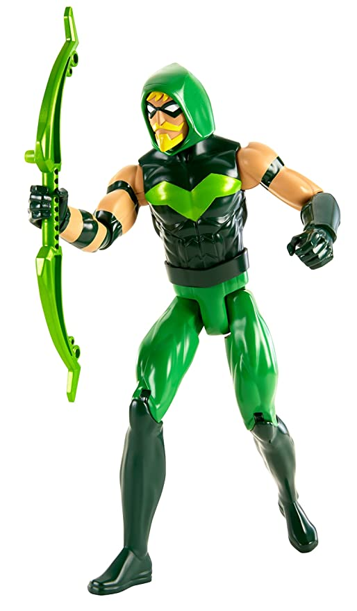 64 opinioni per Justice League FBR06 Personaggio Green Arrow