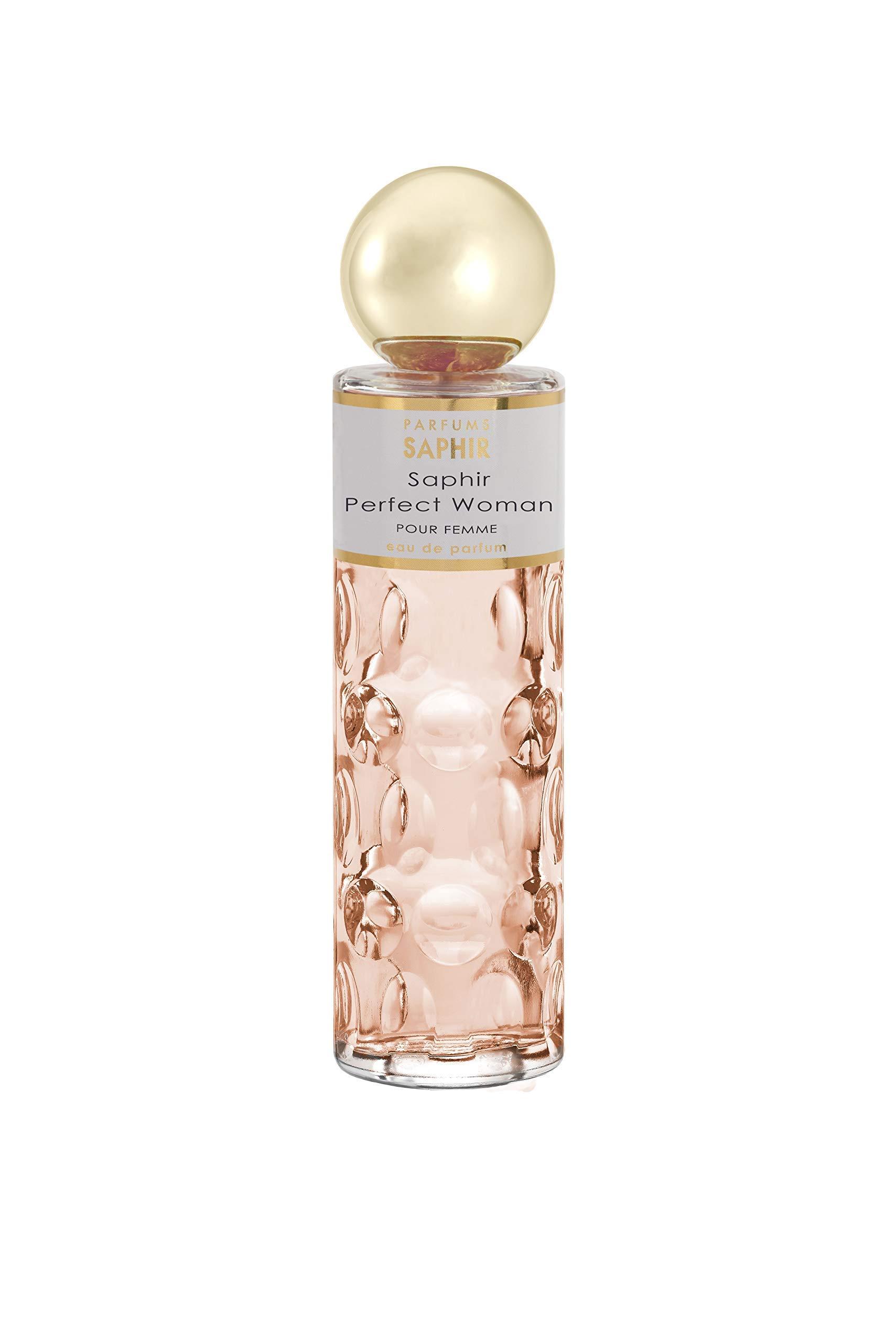 PARFUMS SAPHIR Perfect Woman - Eau de Parfum con Vaporizador ...