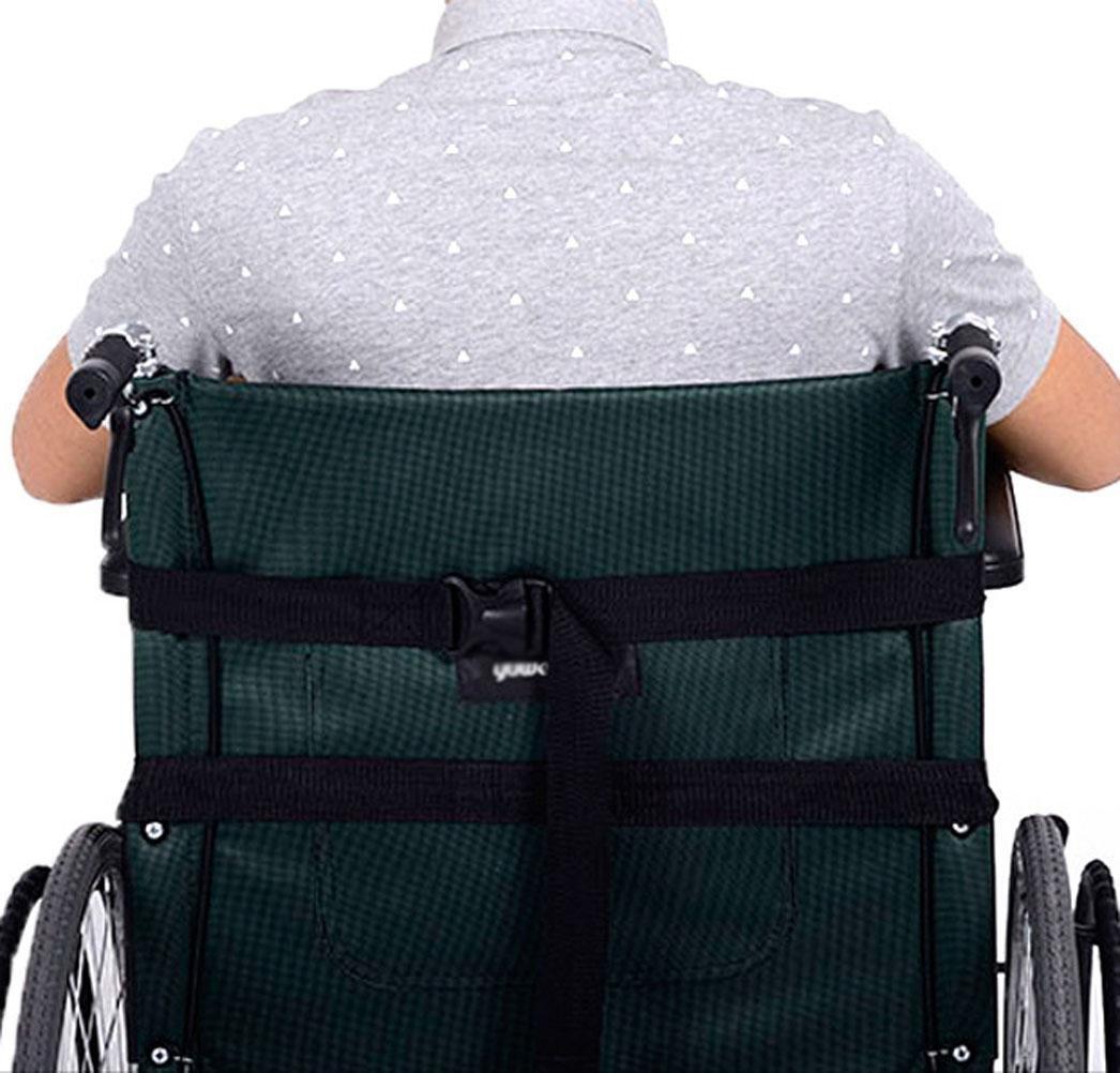 GxNI Cinturones de seguridad para sillas de ruedas, Ancianos ...