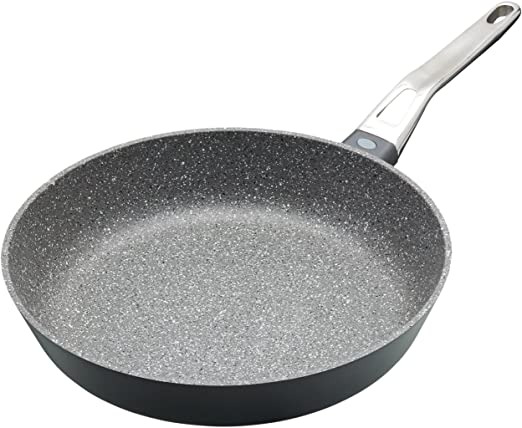 """Masterclass Premium Cookware Collection 9.5/"""" 11/"""" Skillet Non Stick Frying Pans"""